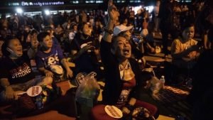 Protests in Thailand after porn websites banned
