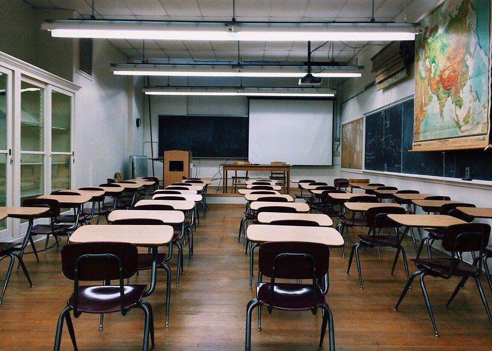 교실, 학교, 교육, 학습, 강의