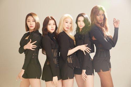 다국적 걸그룹 블랙스완 데뷔…벨기에·브라질 멤버 포함   연합뉴스