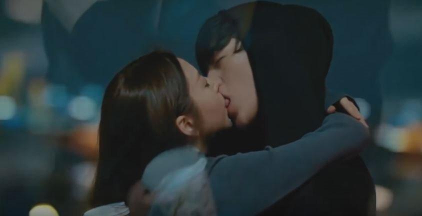 안소희-서강준, 역대급 키스신 공개