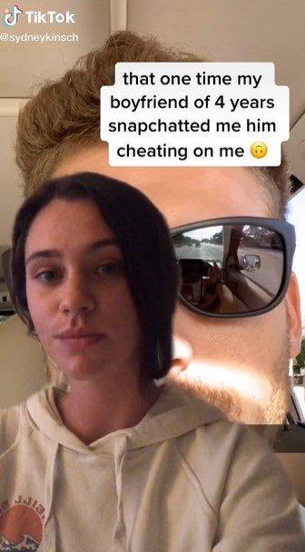 Joven se hace viral por exhibir infidelidad de novio en TikTok