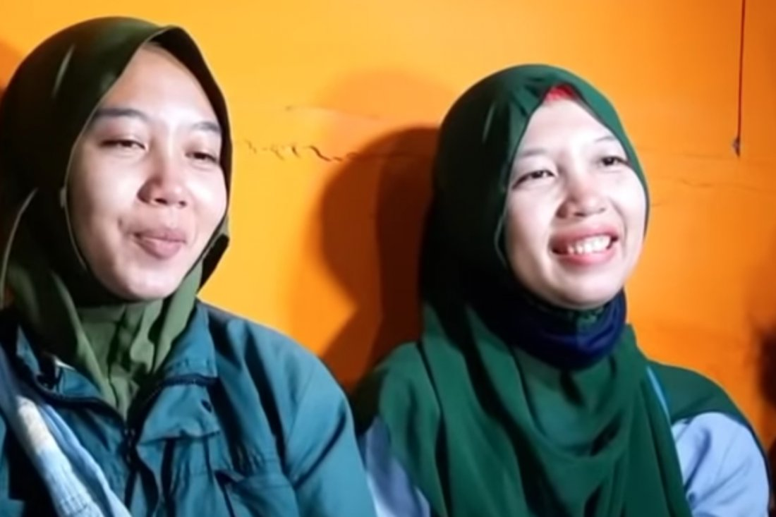 Treni y Trena, las gemelas que se reencontraron 24 años después gracias a TikTok – eju.tv