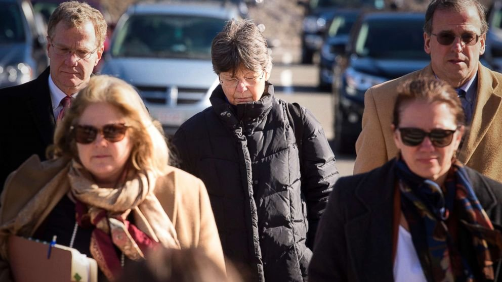 84-year-old UConn professor found dead, wife charged with murder - ABC News