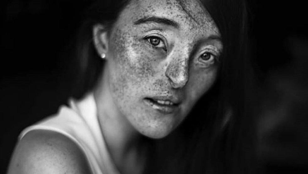 Ilka Brühl, la modelo que reivindica una belleza distinta