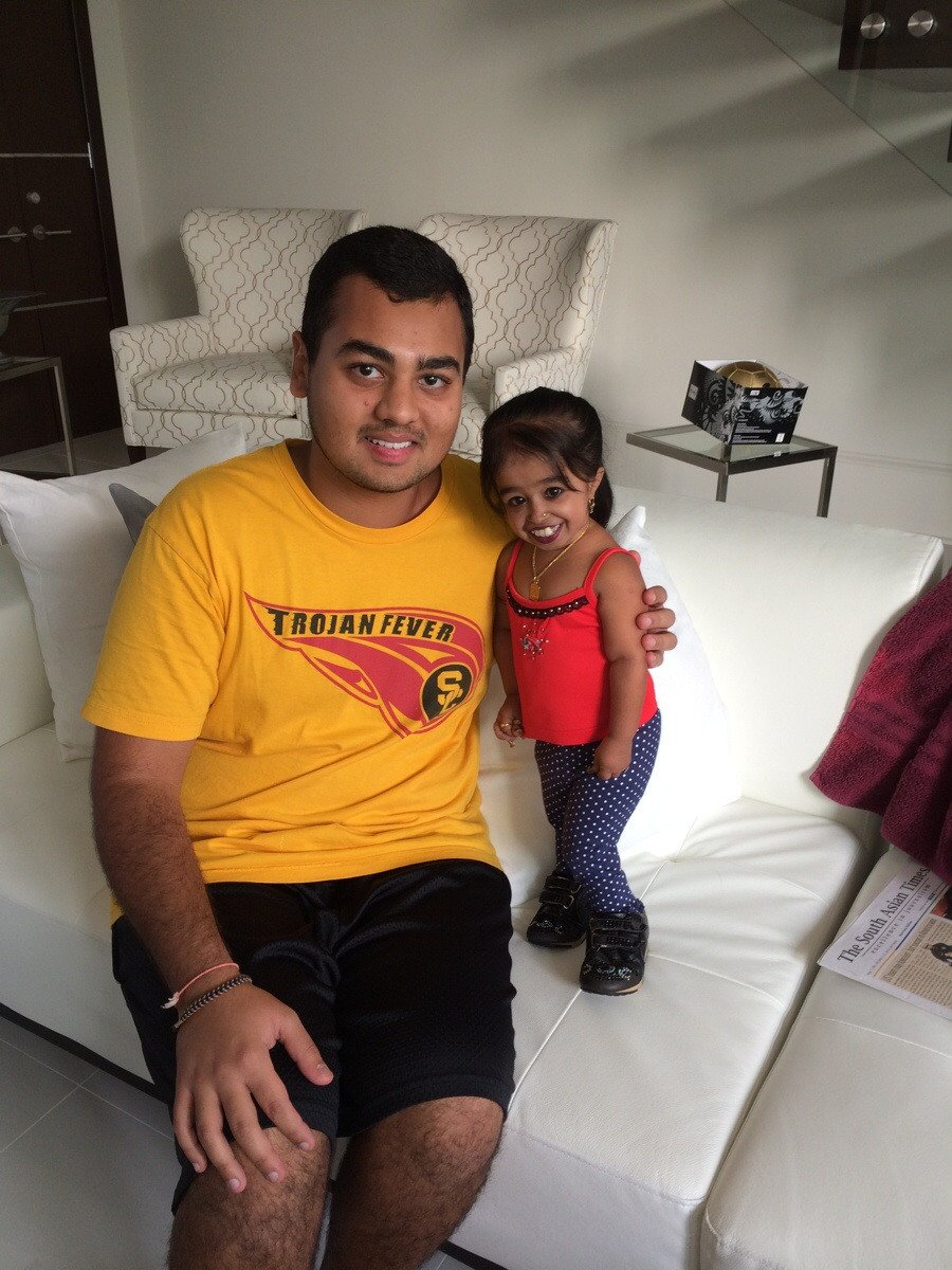 smallest woman in the world