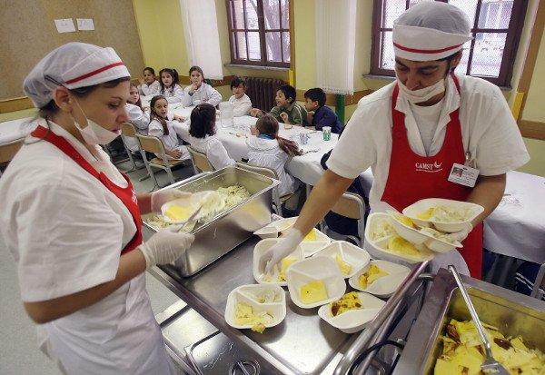 El comedor como parte de la escuela inclusiva - Aula Intercultural