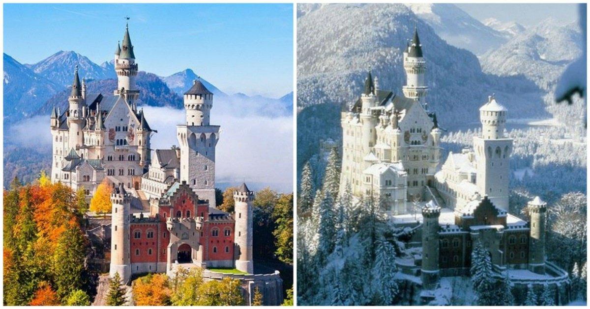 4 23.jpg?resize=1200,630 - '유럽에서 가장 아름다운 성', 노이슈반슈타인 성의 숨겨진 '충격적인' 비밀