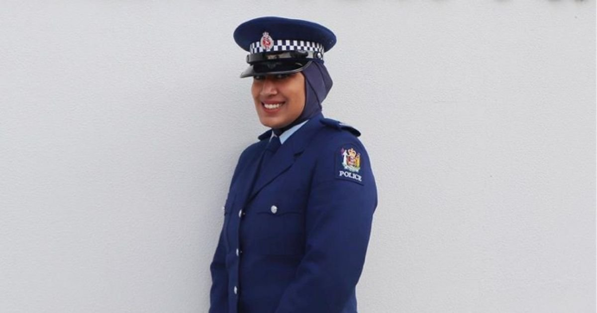 4 43.jpg?resize=1200,630 - NZ Officer Becomes First To Wear Hijab As Part Of Police Uniform