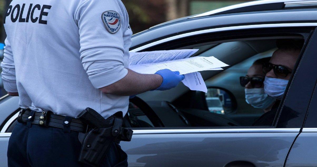 4 police 1.jpg?resize=1200,630 - Confinement: Gérald Darmanin a demandé le renforcement des contrôles dans toute la France