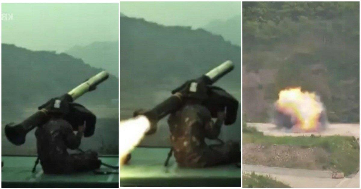 6 43.jpg?resize=1200,630 - 육군이 쏜 대전차 미사일, '오발 사고'로 민가 쪽에 떨어져 폭발했다.