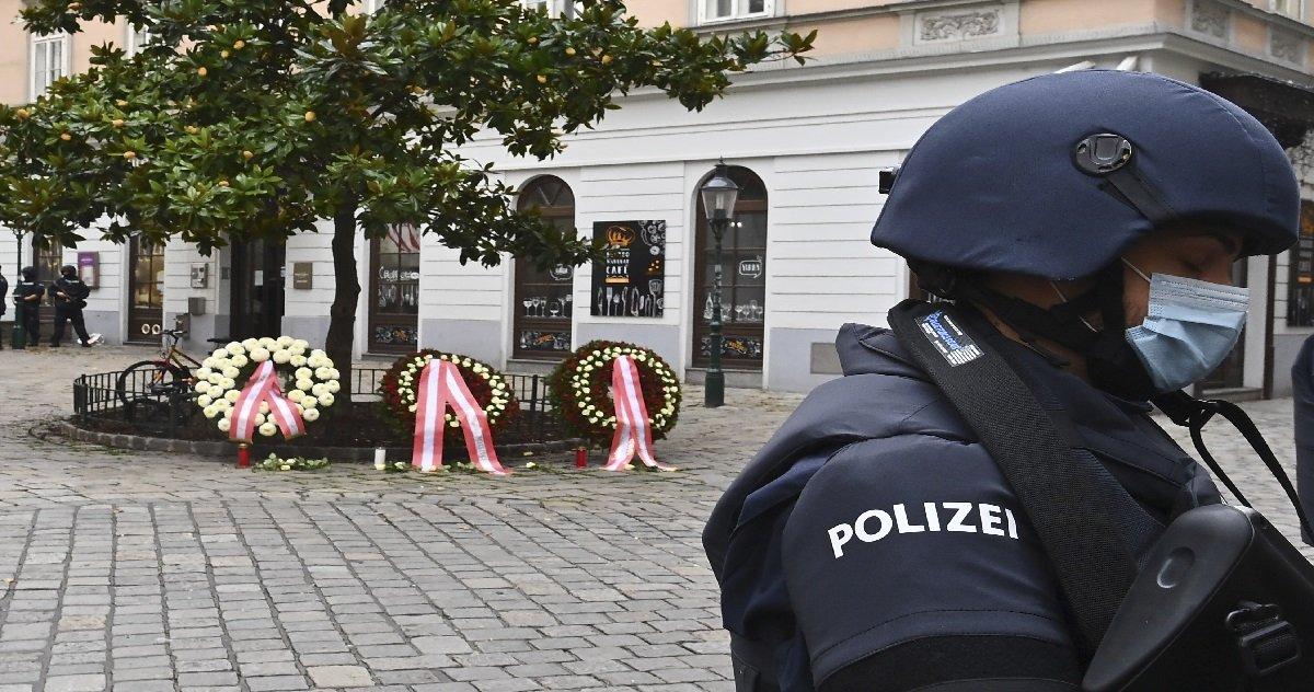 7 vienne.jpg?resize=1200,630 - Attentat en Autriche: le groupe terroriste Daesh a revendiqué l'attaque à Vienne