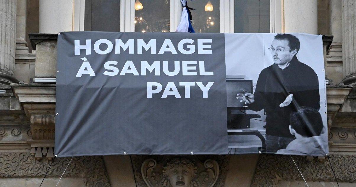 """9 samp.jpg?resize=1200,630 - Hommage à Samuel Paty: une collégienne mise en examen à Paris pour """"apologie du terrorisme"""""""