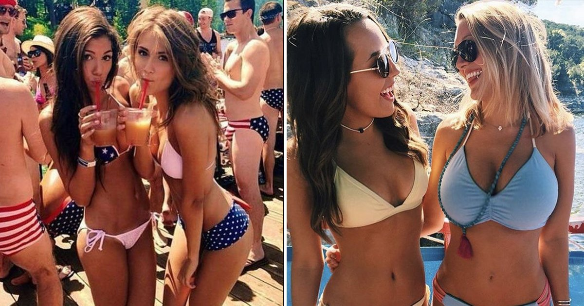 aaaaaaag.jpg?resize=1200,630 - Say Hello To The College Babes Flaunting Curves In Skimpy Bikinis