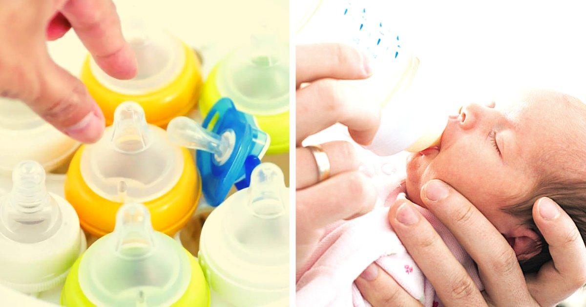 articulosportadas 1 19.png?resize=1200,630 - Alertan Que Los Bebés Alimentados Con Biberones Corren El Riesgo De Ingerir Microplásticos