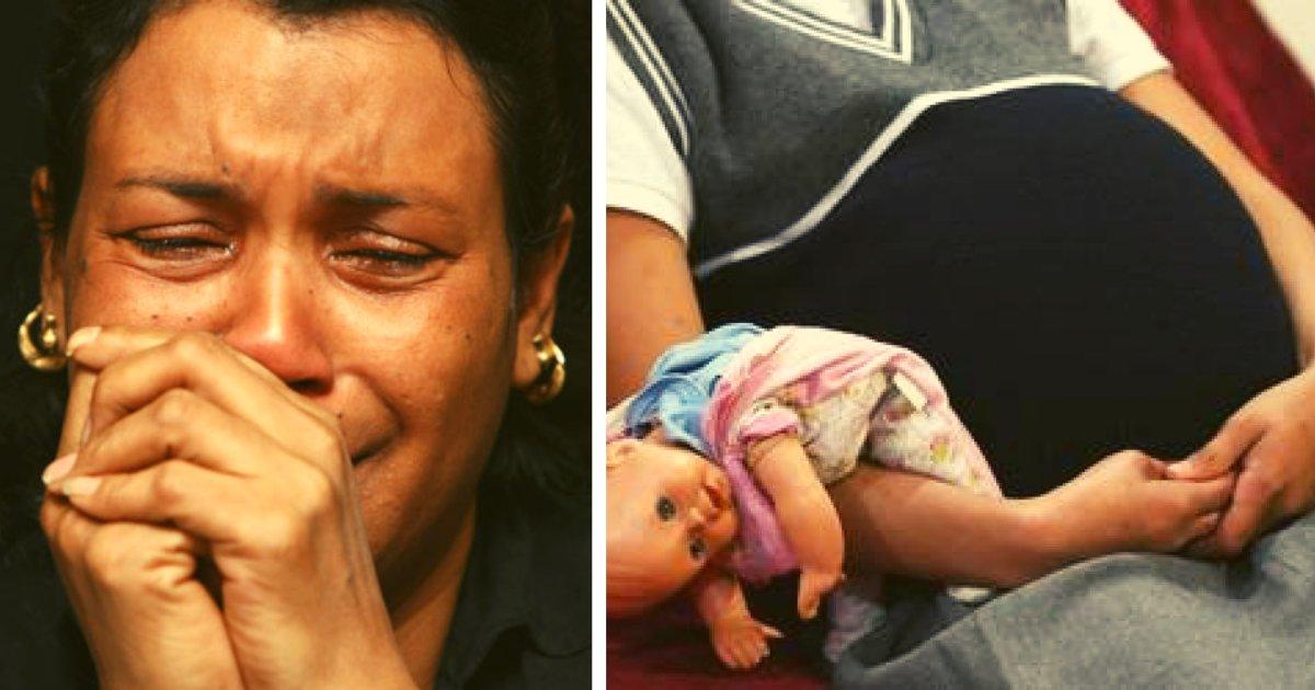 articulosportadas 51.png?resize=412,232 - Niña De 14 Años Embarazada Se Quita La Vida Tras Ser Violada Por 5 Hombres