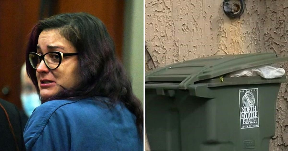babies6.jpg?resize=1200,630 - Woman Jailed For 40 Years For Throwing Newborn Babies In The Trash