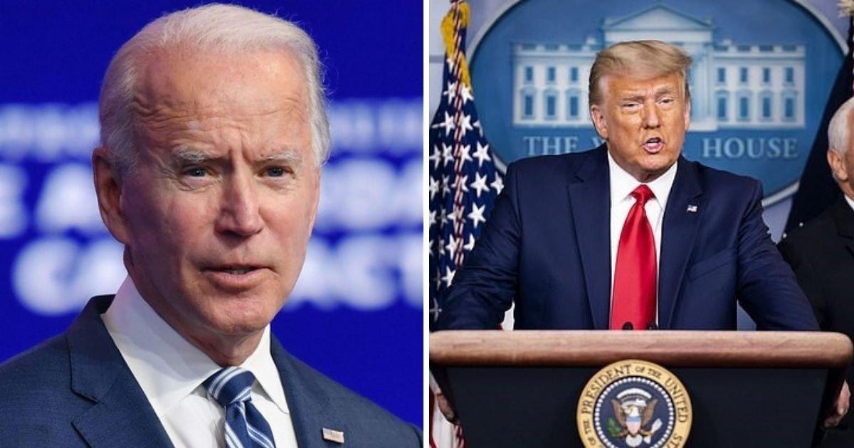 biden4 2.jpg?resize=1200,630 - Joe Biden To Start Receiving Presidential Daily Briefings As Transition Process Formally Begins