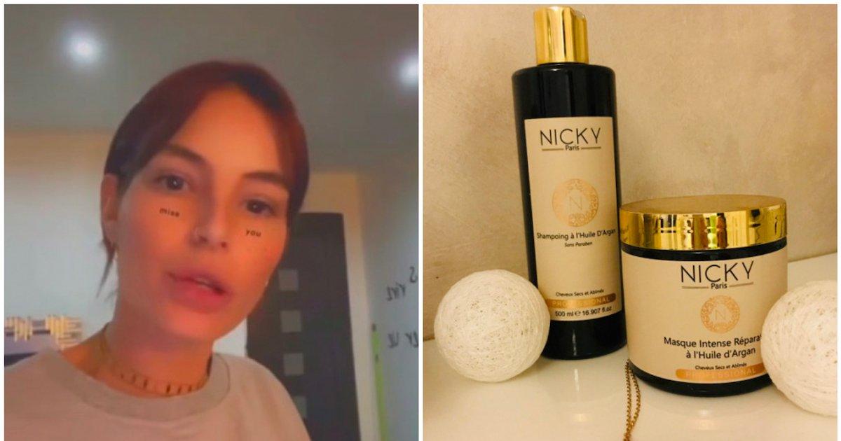 cloe cooper.png?resize=412,232 - Cloé Cooper répond à Wesley Nakache et critique les produits Nicky Cosmetics