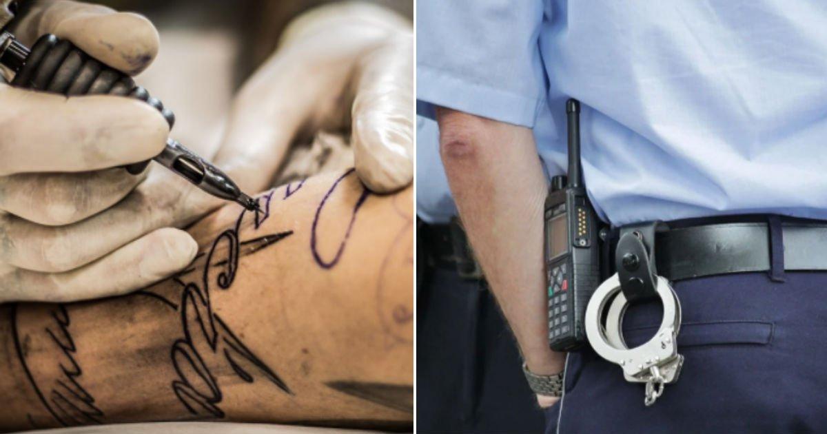 "d 5.jpg?resize=1200,630 - ""앞으로 '문신'이 있다는 이유로 '경찰' 채용을 거절당하지 않을 수 있다"""