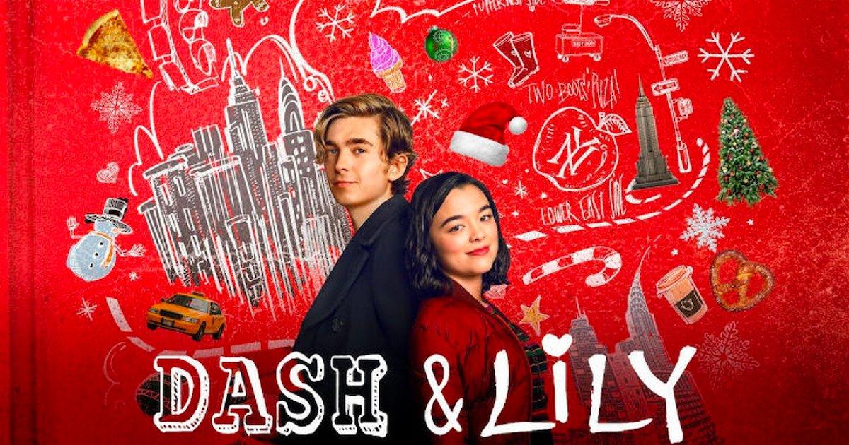 dash and lily.png?resize=1200,630 - La nouvelle série de Noël « Dash & Lily » débarque sur Netflix