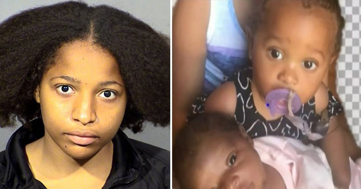 dsfsdf 1.jpg?resize=1200,630 - Twisted Mom Charged For Drowning Her Two Infant Daughters