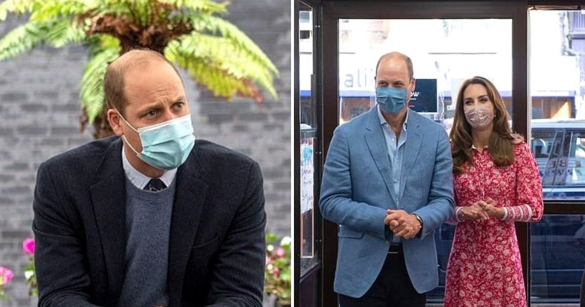 duke5.jpg?resize=1200,630 - Prince William 'Secretly' Battled Coronavirus After Father Prince Charles Contracted The Virus