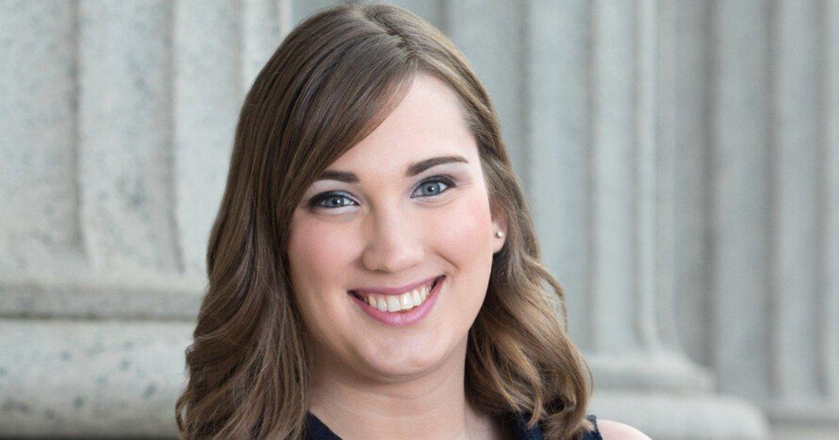 e18486e185aee1848ce185a6 2.jpg?resize=1200,630 - Sarah McBride Made History As The First Transgender State Senator