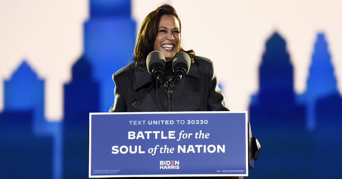 fsdfsdfs.jpg?resize=1200,630 - Kamala Harris Made History As First Woman And Woman of Color As Vice President