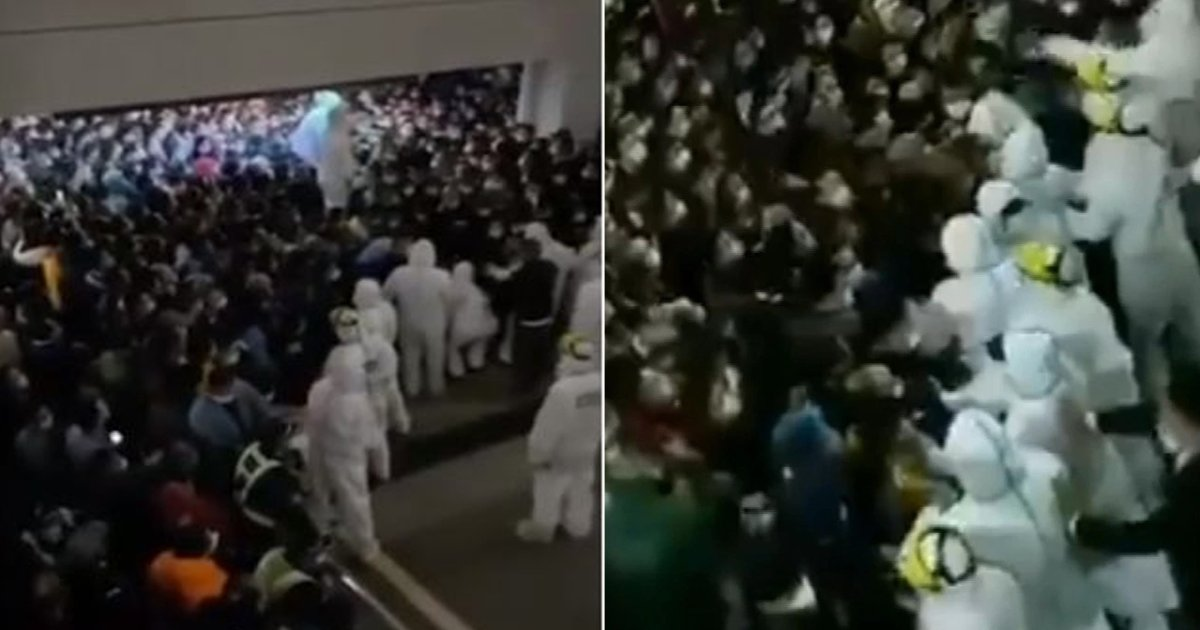 haffaf.jpg?resize=412,232 - Shanghai Airport Plunged Into Chaos After A Worker Tested Positive For COVID-19