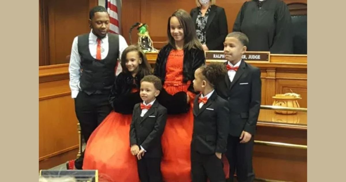 hamilton county court service.jpg?resize=1200,630 - Single Father Adopts Five Foster Siblings So They Can Stay Together