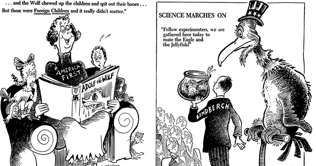 hhhhhasdg.jpg?resize=412,232 - It's A Blast From The Past With These Legendary Political Cartoons By Dr Seuss