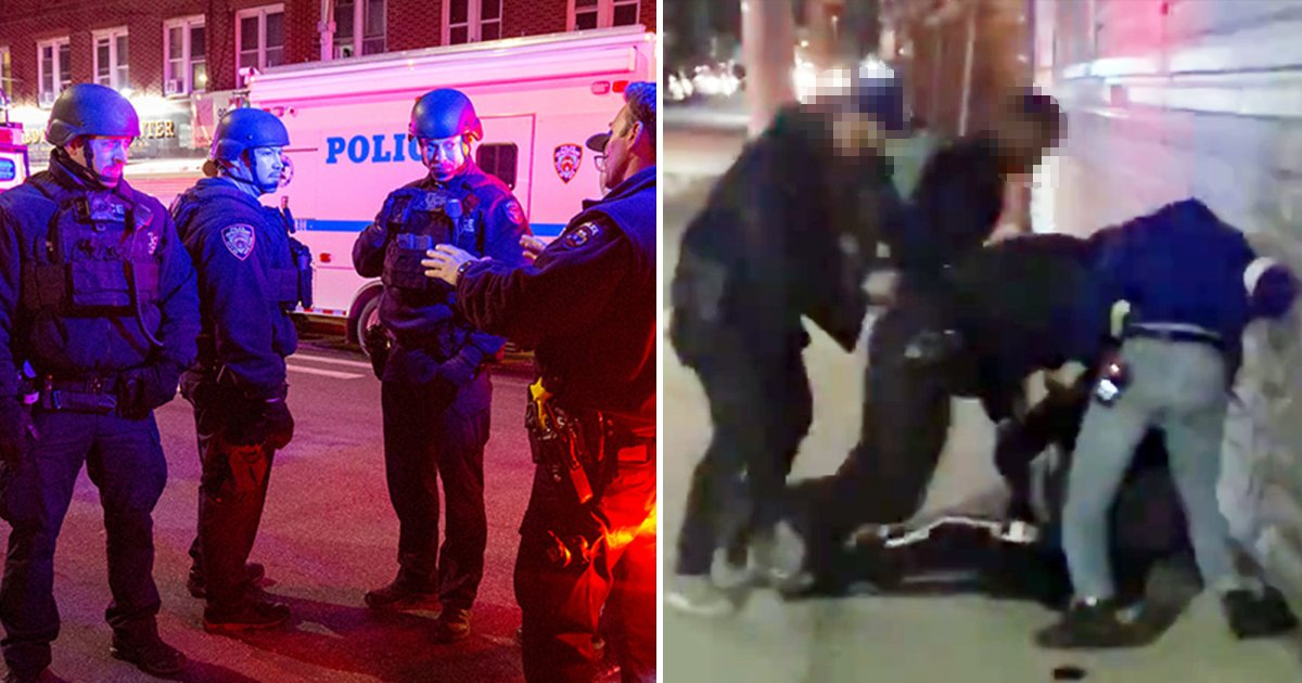 hsdfsfs.jpg?resize=1200,630 - NYPD Officer Hospitalized After Beaten By Mob In Queens