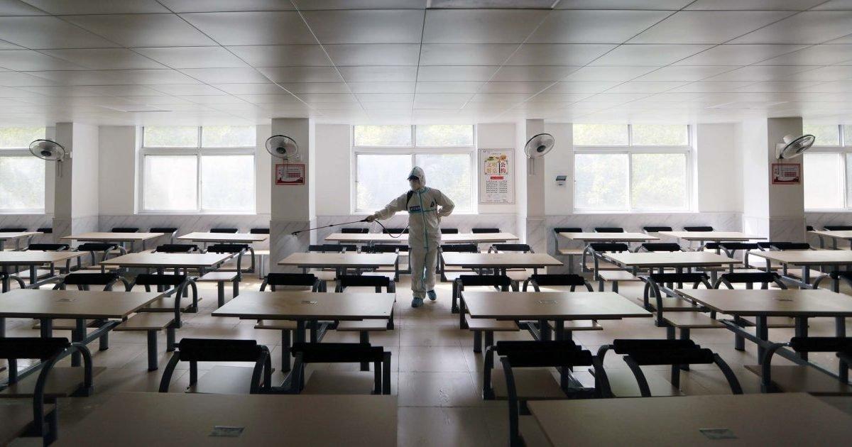 jdd e1604505476546.jpg?resize=412,275 - Montpellier : Des personnels d'un lycée font valoir leur droit de retrait
