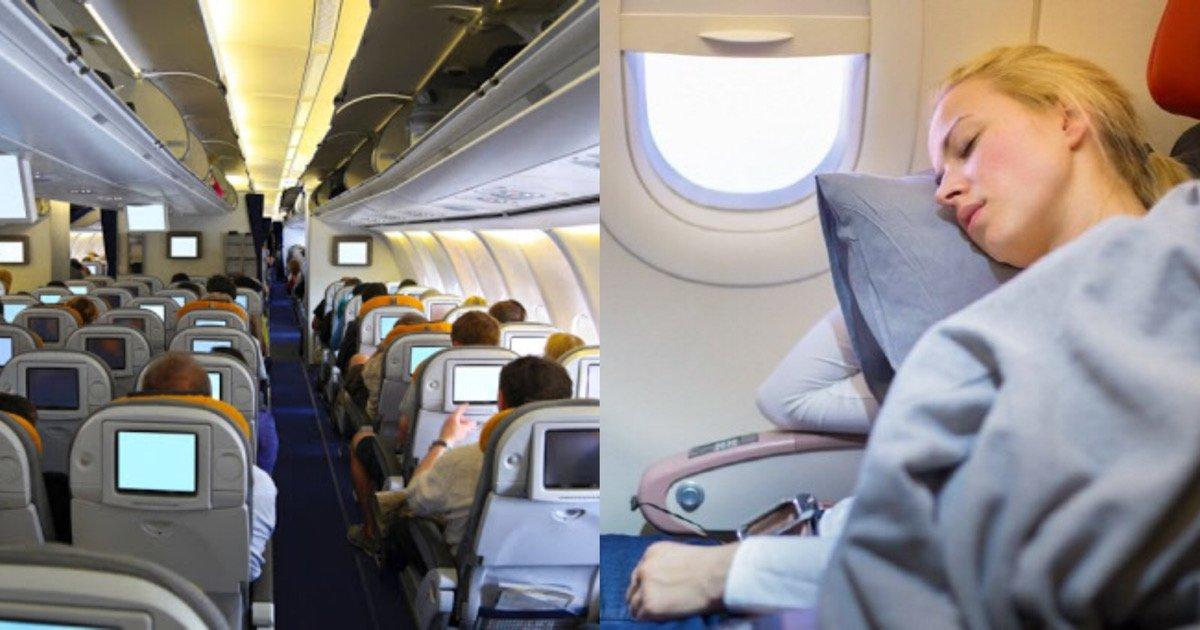 kakaotalk 20201112 161509480.jpg?resize=1200,630 - 비행기 이착륙시, 승무원들이 잠든 승객들을 일일이 깨우는 진짜 이유
