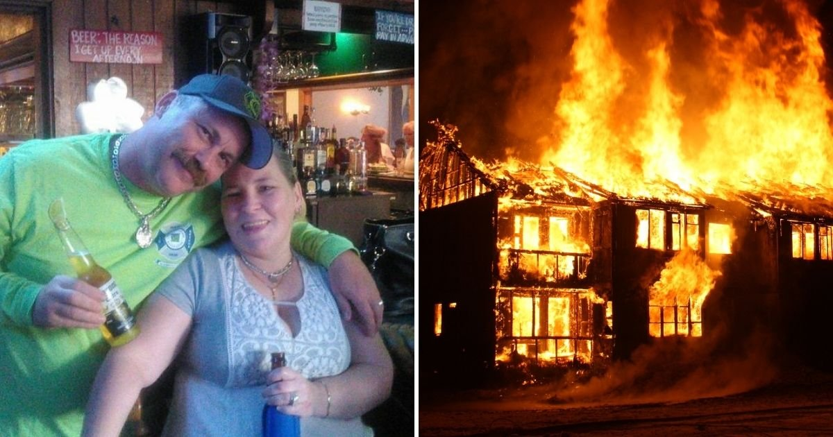 logan5.jpg?resize=1200,630 - Firefighter Responded To A Blaze At His Home And Found His Wife Dead Inside