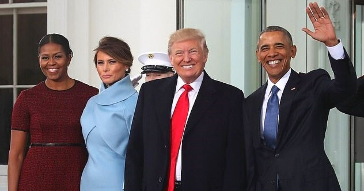 obama5 1.jpg?resize=1200,630 - 'This Isn't A Game' Michelle Obama Reveals How She Put Anger At Trump Aside For A Peaceful Transition Four Years Ago