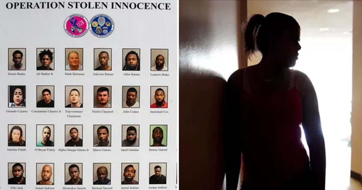 sdfdsfsdfs.jpg?resize=1200,630 - More Than 170 People Arrested In Florida In 'Large-scale' S** Trafficking Sting