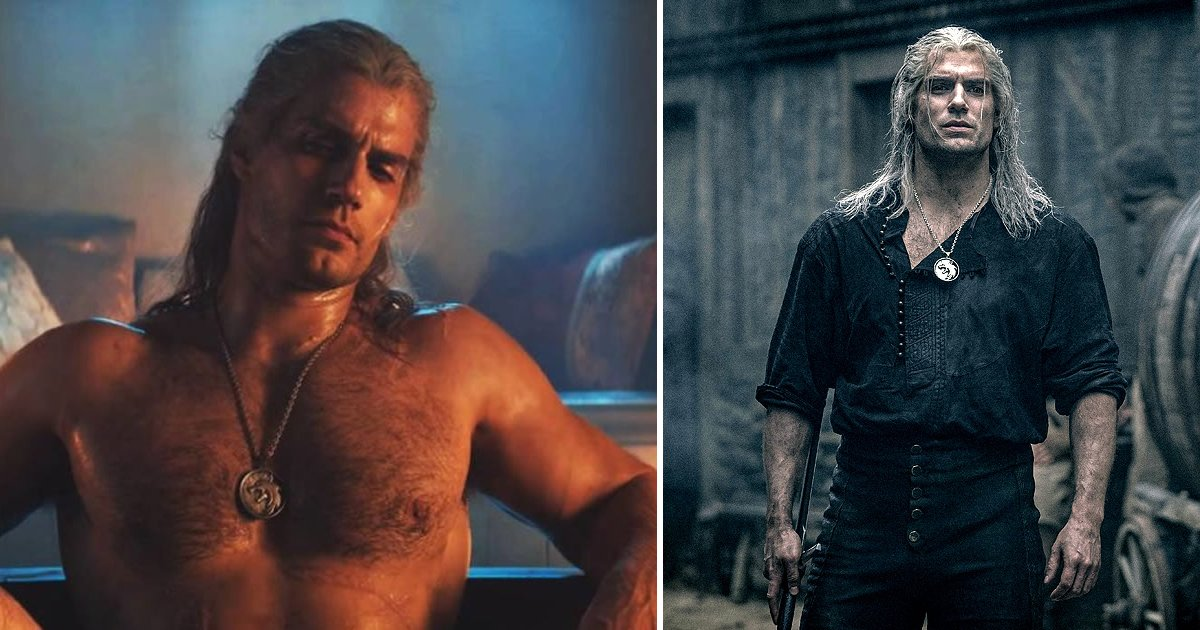 sdfgfsdg.jpg?resize=412,232 - Henry Cavill's Buffed Up Look Has The Witcher Star Ripping His Costume Left And Right