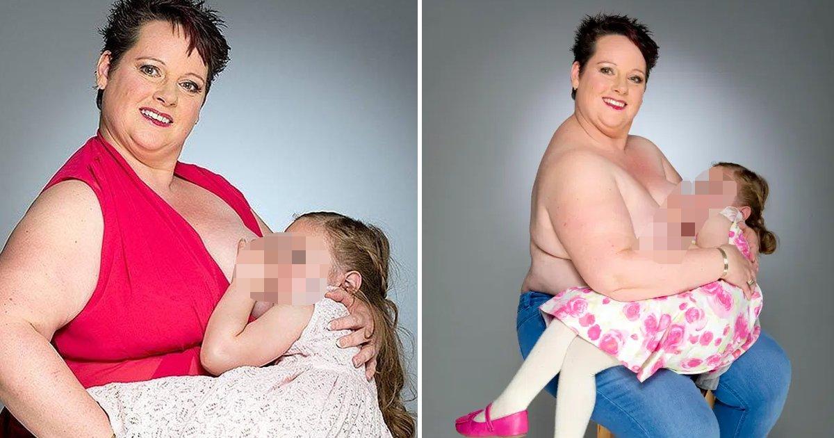 sdfhh.jpg?resize=1200,630 - Mum Misses Breastfeeding Her 9-Year-Old Daughter, Recalls 'Mummy Milk' Bond