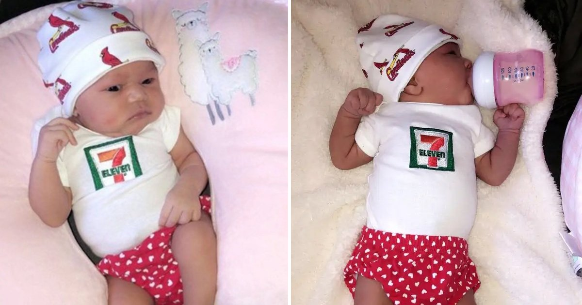 sdfsdfsdfssss.jpg?resize=1200,630 - 7-Eleven Grants College Fund To Lucky 7Lb, 11Oz Baby Born On 7/11 At 7:11 pm