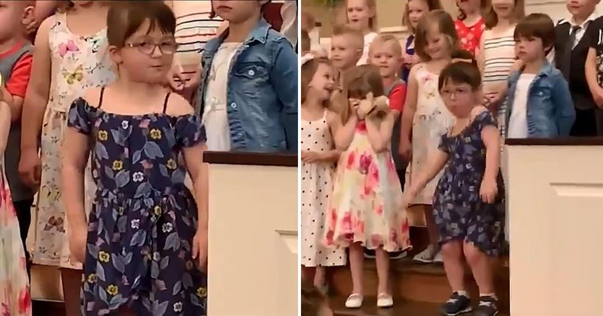sdfsdfsfsfff.jpg?resize=1200,630 - Dance Like Everyone's Watching: 5-Year-Old Girl Steals The Show With Stellar Moves
