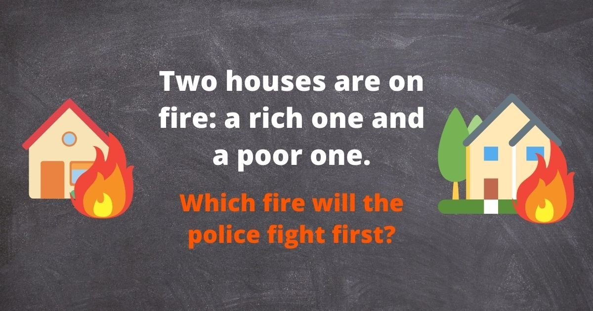 smalljoys2.jpg?resize=412,275 - People Divided Over Answers To The Puzzle About Houses On Fire
