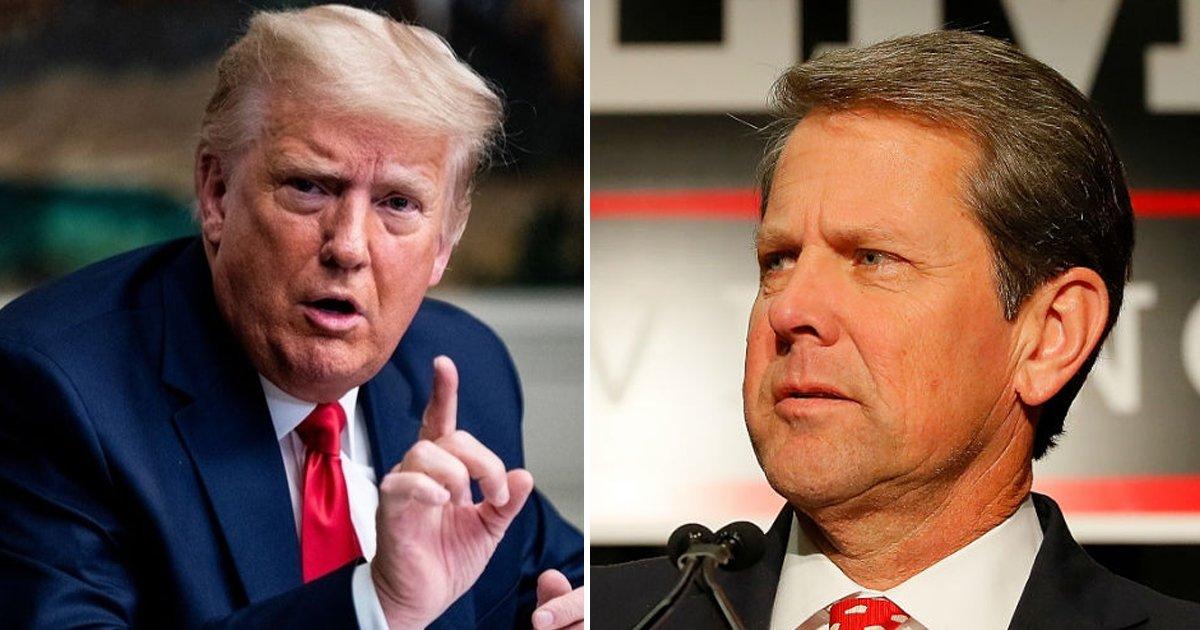 tagag.jpg?resize=412,232 - Trump Claims He's 'Ashamed' For Endorsing Georgia's Governor Brian Kemp