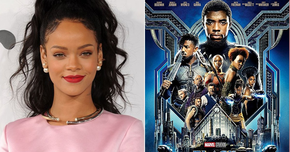 thubnail recovered 21.jpg?resize=412,232 - Rihanna Rumored To Be Starring In The Upcoming Black Panther Sequel
