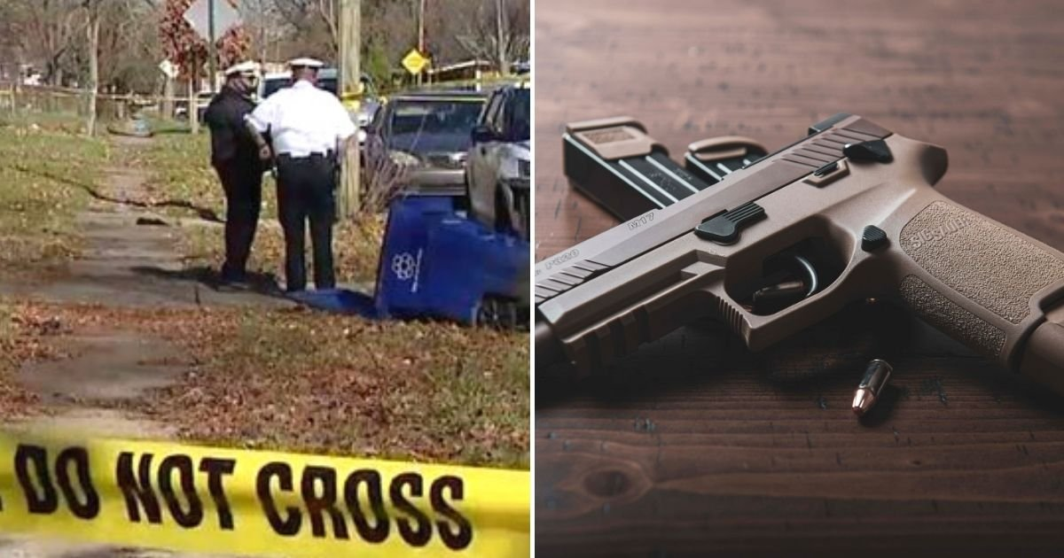 toddler2 1.jpg?resize=1200,630 - 1-Year-Old Boy Was Rushed To Hospital After He 'Accidentally' Shot Himself With His Dad's Gun