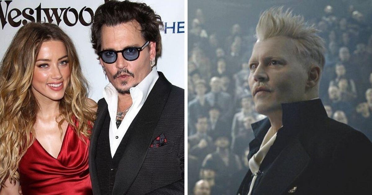 untitled design 1 10.jpg?resize=1200,630 - Over 160,000 Fans Demand Johnny Depp Is Reinstated In Fantastic Beasts 3
