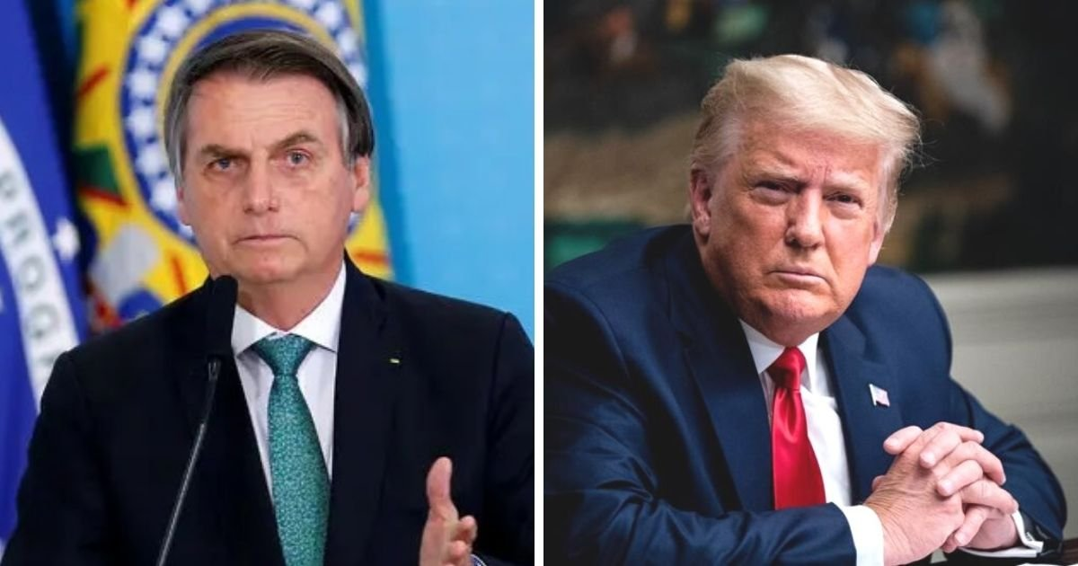 untitled design 1 25.jpg?resize=412,275 - Brazilian President Claims There Was 'A Lot Of Fraud' In US Presidential Election