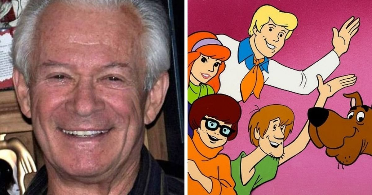 untitled design 14.jpg?resize=1200,630 - Scooby-Doo Co-Creator Ken Spears Has Passed Away