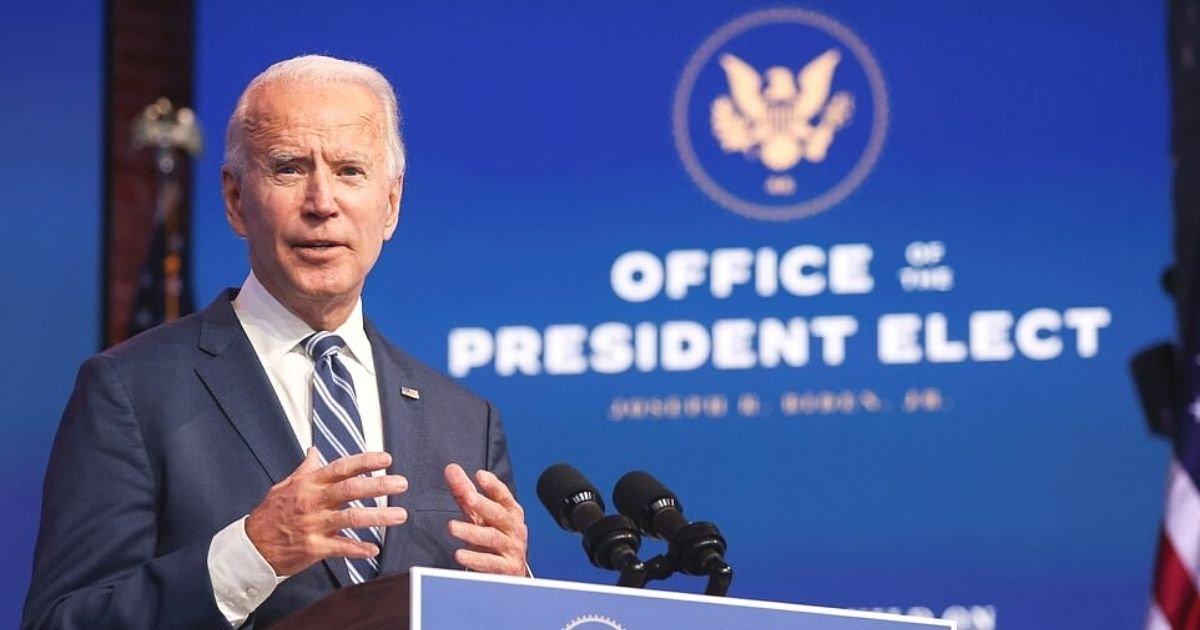 untitled design 15.jpg?resize=1200,630 - 'It's An Embarrassment!' Joe Biden Slams The President's Refusal To Concede Defeat
