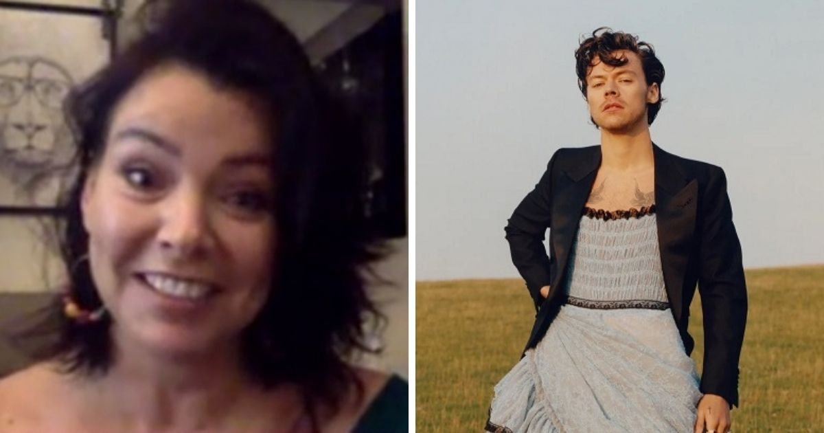 untitled design 2 14.jpg?resize=1200,630 - Harry Styles' Mom Defends Her Son For Wearing A Dress